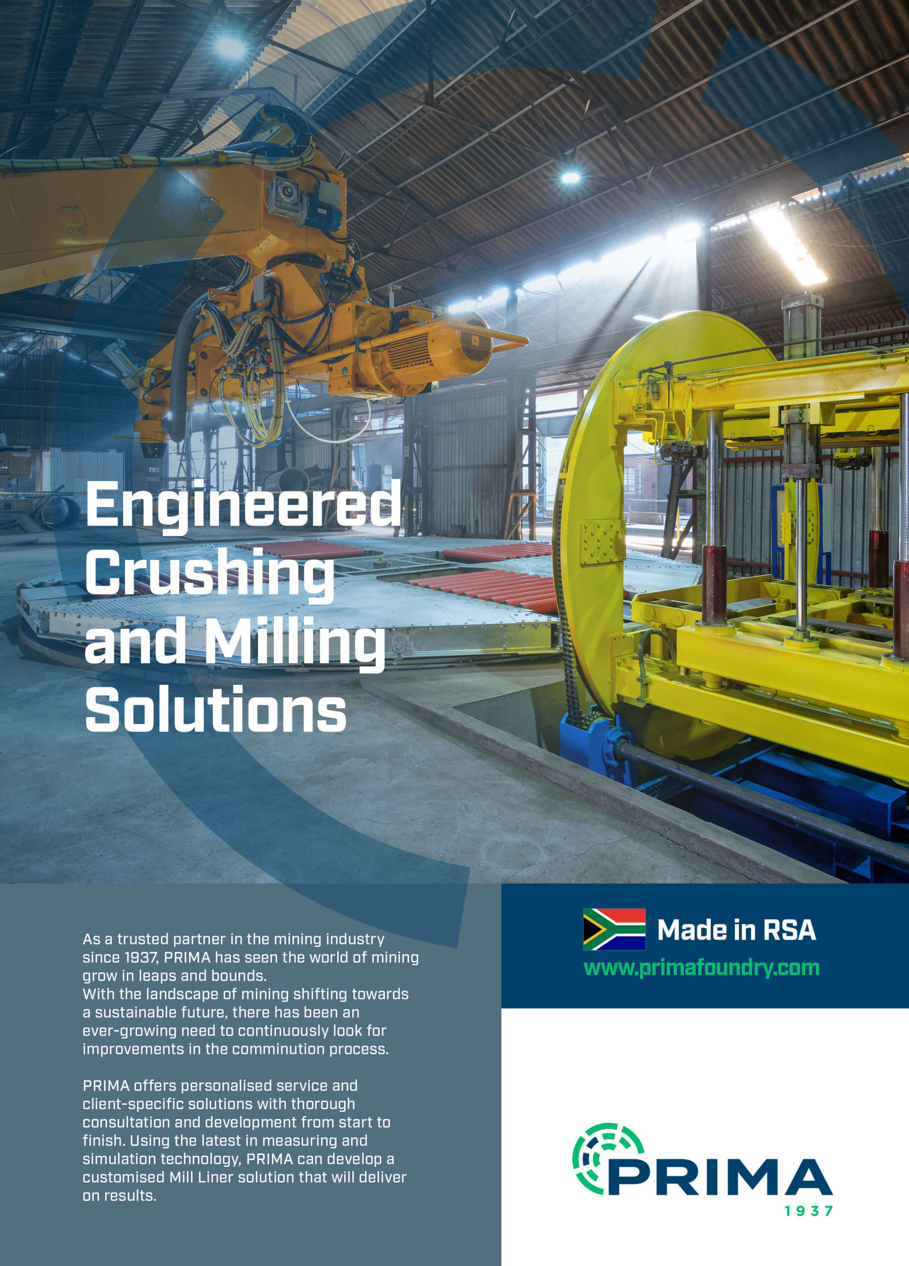 PRIMA Engineered Crushing and Milling Solutions